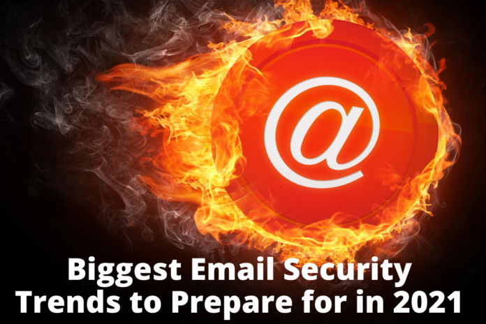 Biggest Email Security Trends to Prepare for in 2021